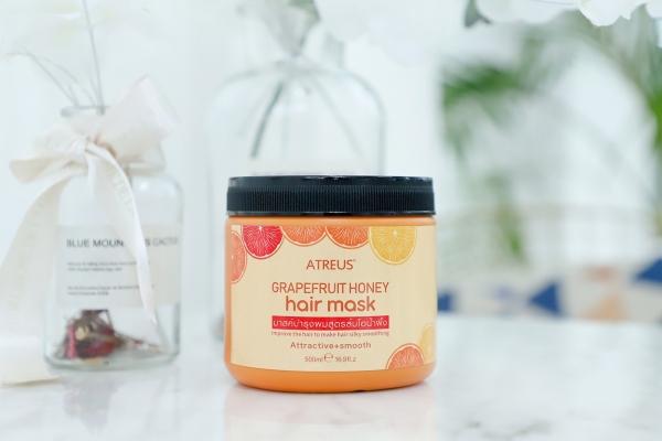 西柚蜂蜜发膜
