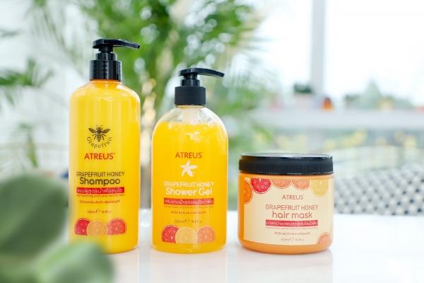 蜂蜜洗护系列